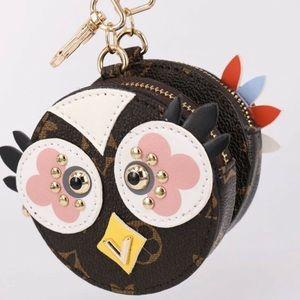 Keychain/ coin bag